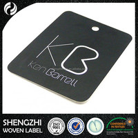 China garment accessories factory, oem hang tags, woven/printed labels and hangtags for clothing