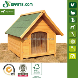 DFPets DFD009 Hot Selling D Outdoor Unique Dog House
