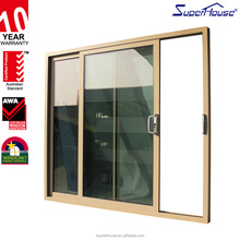 Chinese factory suplly as2047 German hardware aluminum sliding door with factory price