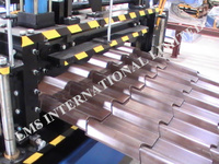 LMS MACHINERY Galvanised Metal Roof Tile Production Line