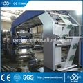 Flexographic printing machine with CE
