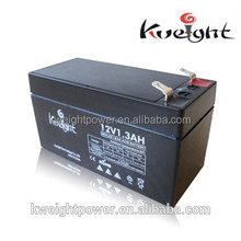 Gel battery 12V 1.3AH batteries from china for electric tools