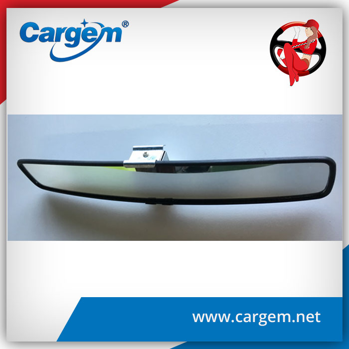 CARGEM Clip-on Wide Angle Panoramic Rearview Mirror