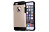 Factory direct sale tpu pc 2 in 1 hybird case for iphone 6 6S