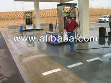 CMW 8000 Lithium Silicate Below Grade/Floor Concrete Moisture Vapor Barrier Stops Water/Efflorescence & Strengthens Concrete