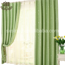 Decorative Romantic Bedroom window curtain set