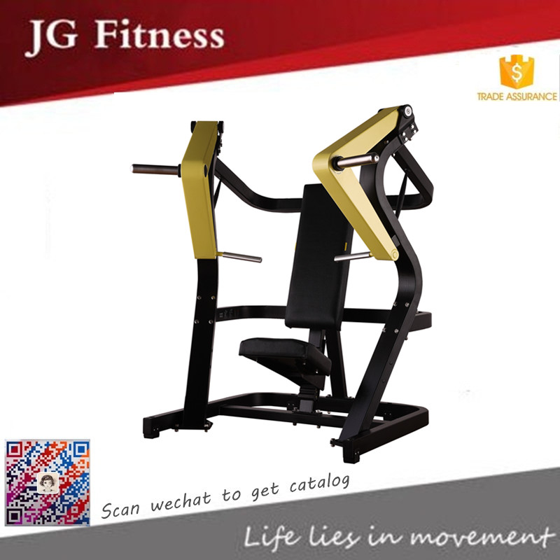 JG 1901 sports machines chest press gym equipment/new design training machine