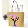 2016 new Fashion tree kahki handbag tote bag