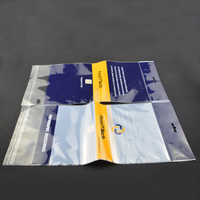 Top sale plastic producers clear clothing bags