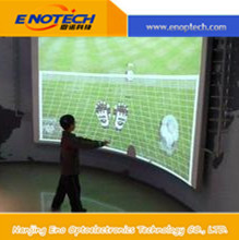 waterproof Interactive LED Floor, interactive projector games
