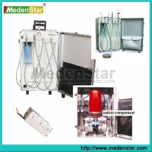 High Quality Easy transported Suitcase Portable Dental Unit YS100