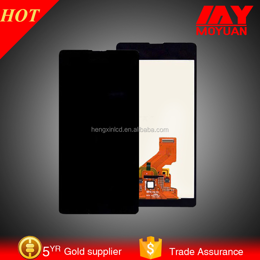 For sony xperia z1 lcd screen,lcd touch screen digitizer for sony xperia z1 l39h c6902,for sony z1 lcd