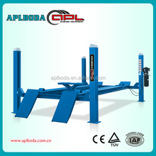 Car lifter/ in-ground car hoist lifting height 1800mm