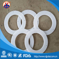uhmwpe plastic flat face ring gaskets