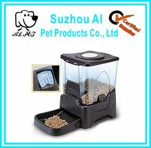 High Quality 4 Meals Tray Plastic Auto Pet Feeder