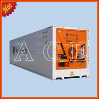 new 20 ft 40 foot refrigerated container with cooling units