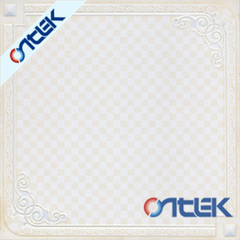 Integrated Clip-in metal ceiling tiles TEK-CMC-S007