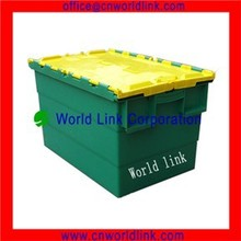 50kgs Storage Moving Plastic Box With Lock And Key