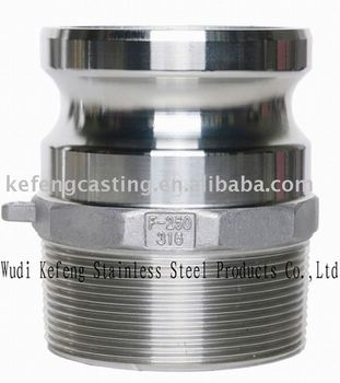 Type F Quick coupling,SS quick coupling