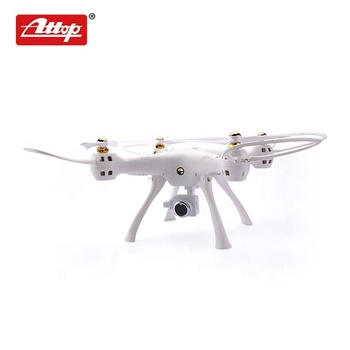 attop W8 1080p HD camera wifi follow me gps drone with long distance control