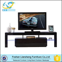high quality living room furniture led TV entertainment unit