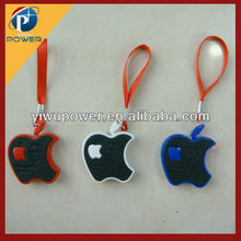 Shock apple key chain adult joke toys