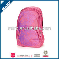 Pink College Bags Girls