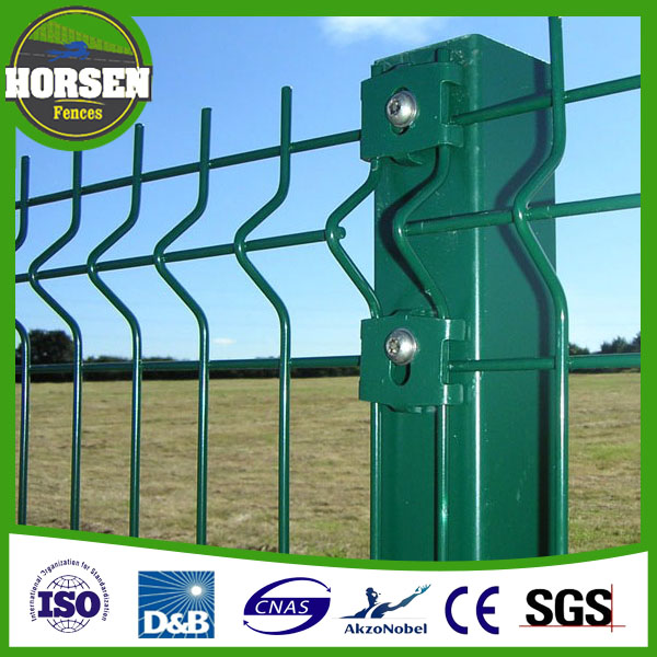 China supplier hot sale HOREN veldspan wire fence / detachable fence / stamping fence