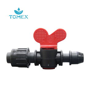 china supplier irrigation dripper and mini valve