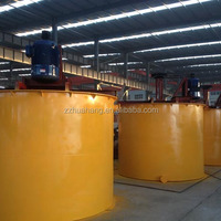 High Quality Chemical Mixing Tank Gold