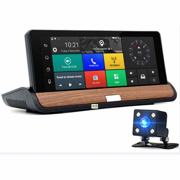 Dashboard GPS DVR Camera Bluetooth Google Play and Hands Free Phone Call Rear View Parking Navigation