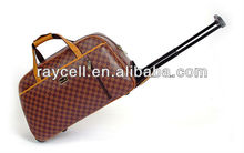 2013 new product factory wholesale fashion designer travel carry on trolley luggage bag manufacturer from alibaba china
