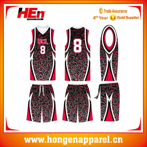 lastest cheap custom basketball jerseys plain design /fancy basketball jerseys set
