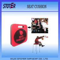 Customized eva sport event seat cushions