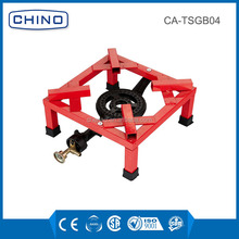 Iron Tube gas stove Red Welding Steel Gas Cooker single burner gas stove