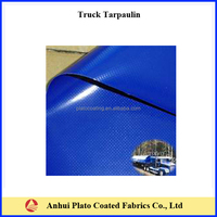 610gsm or 18oz pvc vinyl coate tarpaulin fabric for truck cover