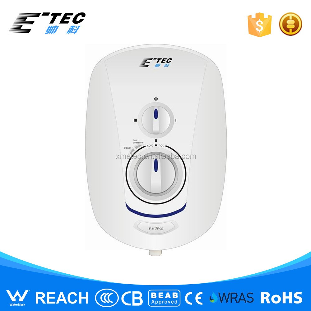 Hot selling electric instant kitchen water heater with competitive price