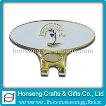Popular Designed Imitation Cloisonne Golf Ball Markers