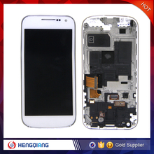 AAA quality replacement lcd for Samsung S4 mini,mobile phone spare parts for Smausng S4 mini i9190 i9195