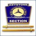 Gorgeous Metal Enamel Car Emblem