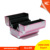 EVA foam Molding beauty vanity case with 2 trays inside