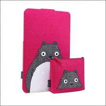Recycled EVA button document organization 13inch laptop protective sleeve for ipad mini2