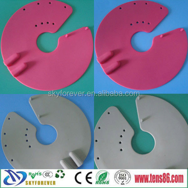 Massager tens electrode pad for breast