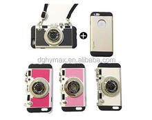 novelty and fashion camera group phone case