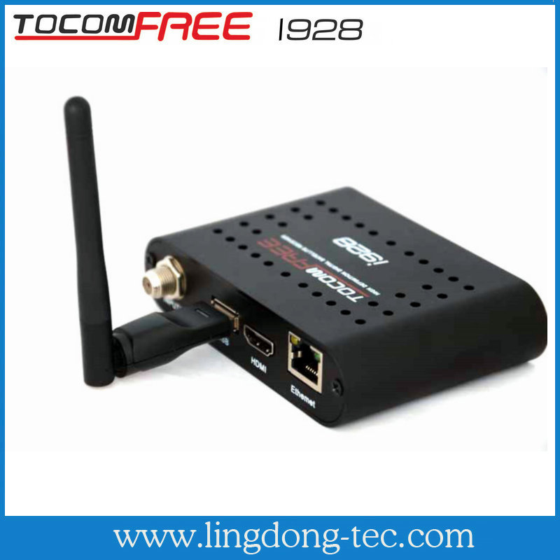 digital tv receiver tocomfree i928 pro one dongle digital satellite receiver upgrade az america s930a receiver