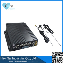 4 channels HD real time video recorder MDVR with 3G 4G GPS wifi