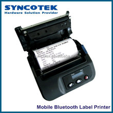 Support Thermal Paper And Label Paper Bluetooth/USB Interface Handheld Label Printer SP-L31