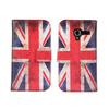 Retro Vintage UK Flag Flip Leather Wallet Card Holder Pouch Stand Case Cover For Samsung Galaxy Ace 2 i8160