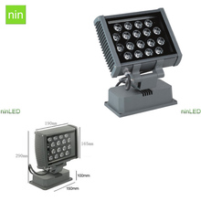 Wholesale 30 40 45 DEGREE DMX RGB LEDs outdoor 36w LED flood light
