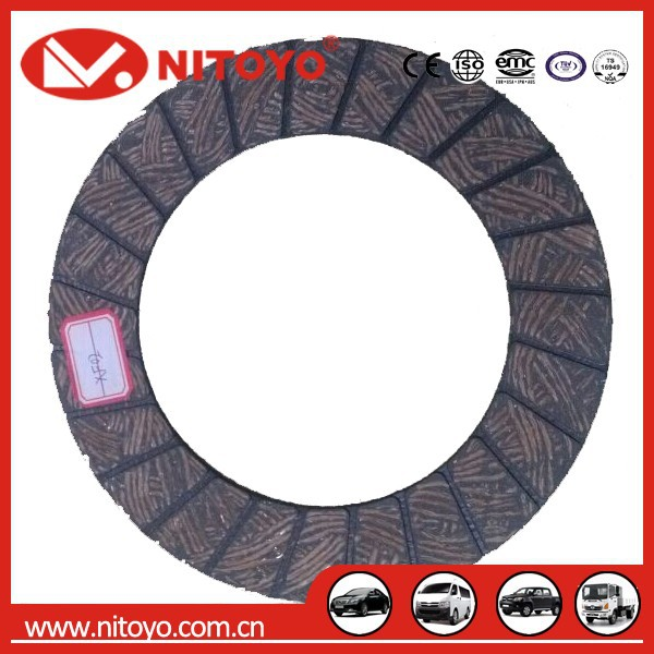 TRUCK CLUTCH FACING GLASS FIBER CLUTCH FACING